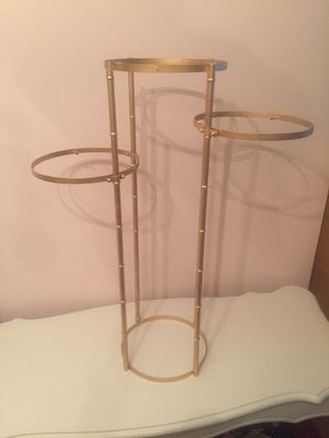 Vintage iron plant stand for Sale in NY, US
