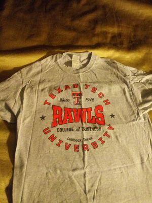 Texas Tech University Shirt for Sale in Dallas, TX