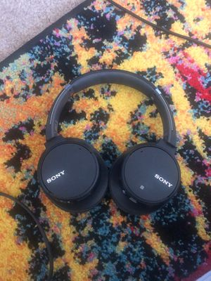 Sony headphones for Sale in Oakland, CA