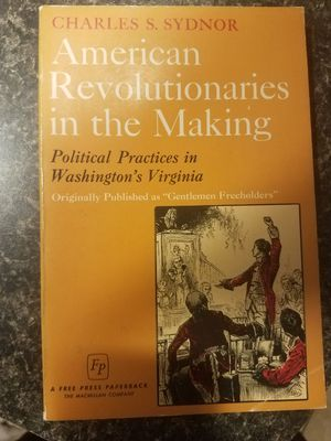 American Revolutionaries in the Making for Sale in Providence, RI