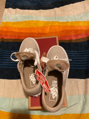Vans Size 6.5. Brand new never worn still have the box for Sale in San Diego, CA