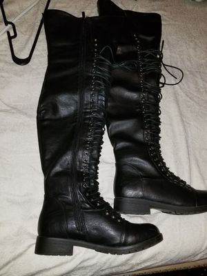 Thigh high boots for Sale in Round Rock, TX
