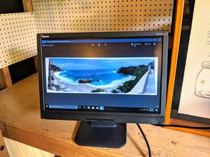 """19"""" LCD computer monitor for Sale in Seattle, WA"""