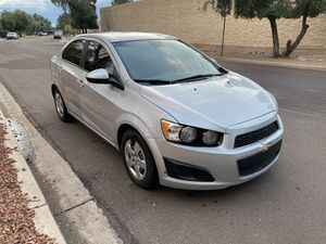 2014 chevrolet sonic for Sale in Tempe, AZ