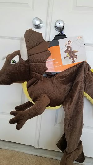 Halloween - Toddler dinosaur halloween costume pretend play boys clothes for Sale in Rockville, MD