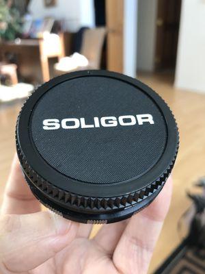 SOLIGOR Auto Teleconverter 1.5X To Fit Canon FD for Sale in Kirkland, WA