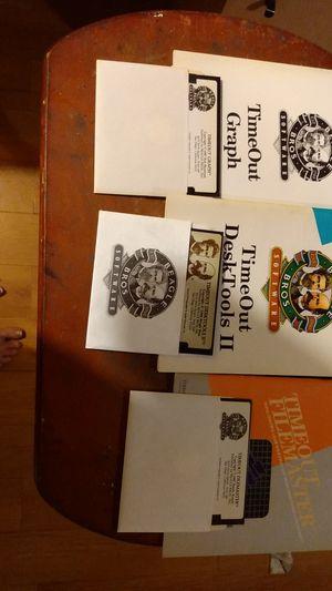 Vintage Beagle bros applell software for Sale in Glendora, CA