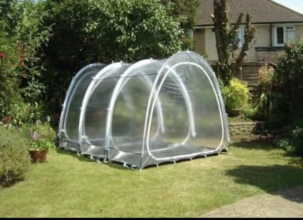 New Portable Greenhouse