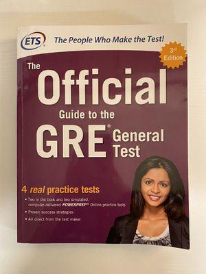 Gre General Test Book for Sale in Ada, MI