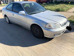 2000 Honda Civic for Sale in Grand Prairie, TX