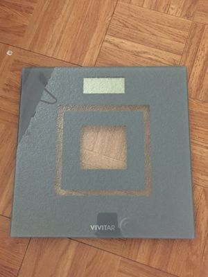 Vivitar bathroom scale for Sale in Placentia, CA