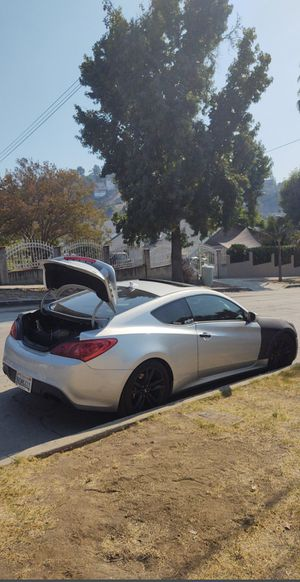 Hyundai hyundai genesis coupe 3.8 trade or sale $4,500 obo for Sale in Los Angeles, CA