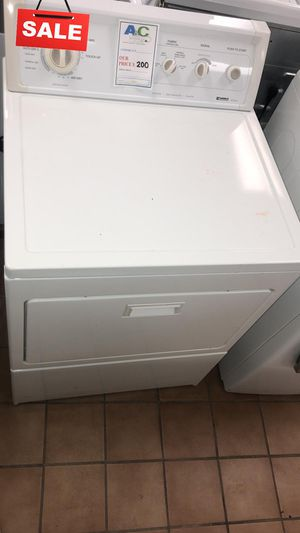 FIRST COME!!Works Perfect Electric Dryer Kenmore CONTACT TODAY! #1517 for Sale in Aspen Hill, MD