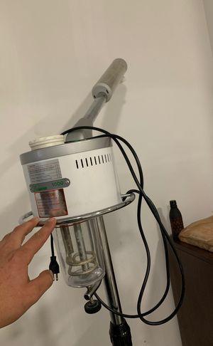 Drermatek 1000 facial steamer for Sale in Warwick, RI