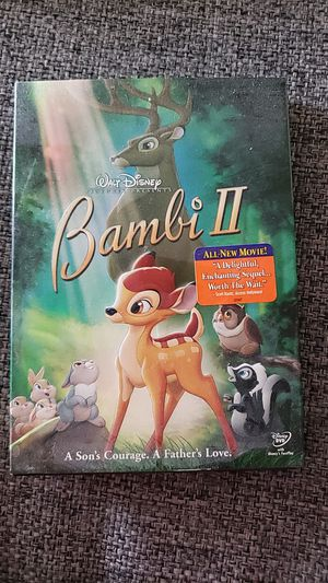 Bambi 2 DVD for Sale in Las Vegas, NV