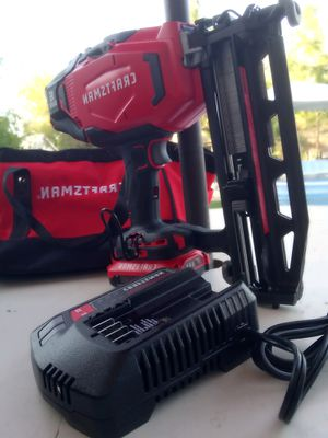 Craftsman nailgun 16 gage new out of the box for Sale in Las Vegas, NV