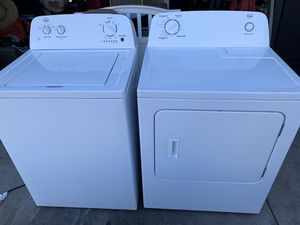 Washer and dryer roper like new for Sale in Glendale, AZ