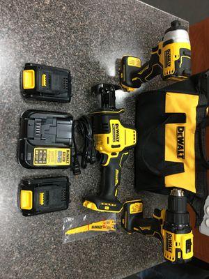 Dewalt Power Tools Set 20v for Sale in Port St. Lucie, FL