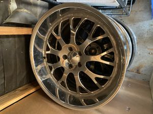Forged USA Weld Racing Wheels for Sale in Newark, CA