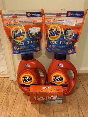 Tide Bundle for Sale in Lorton, VA