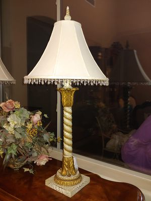 Beautiful high end lamps for Sale in Chandler, AZ