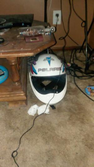 Helmet..polaris for Sale in Bloomer, WI