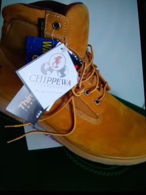 Chippewa Mens boots *Size:14* New for Sale in Kent, WA