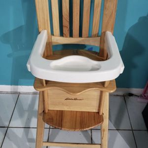 Eddie bauer eating chair for babies $50 for Sale in West Palm Beach, FL
