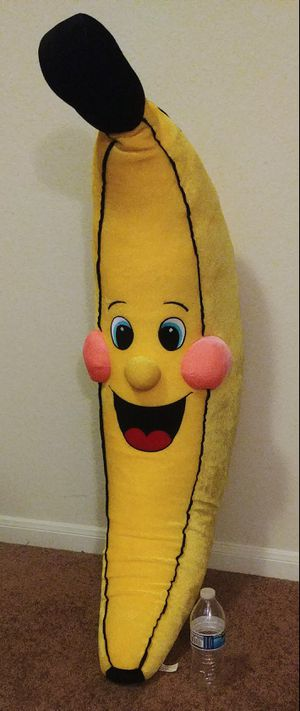 "Giant 45"" Banana Plush for Sale in Spring, TX"