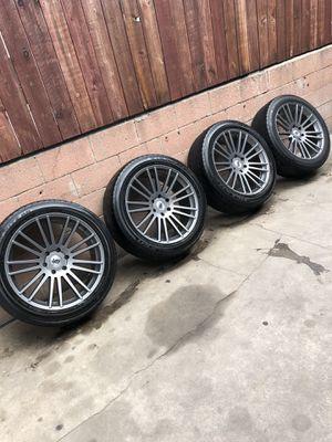 22 Black Rhino Wheels 6Lug Chevy for Sale in Buena Park, CA