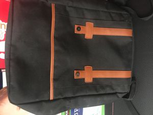 Two laptop backpacks (one black, one teal) for Sale in Tempe, AZ