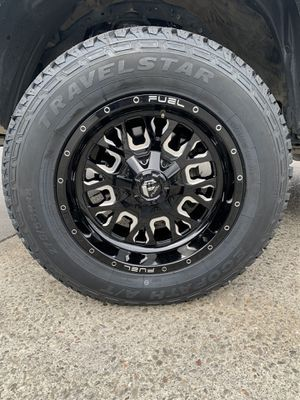 NEW RIMS N TIRES FOR SALE BEST PRICES ‼️FINANCING AVAILABLE ‼️ for Sale in Morada, CA