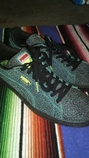 Puma suede shoes for Sale in San Diego, CA