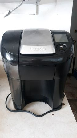 Keurig in good condition asking $20 for Sale in Amarillo,  TX