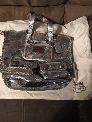 Coach rare bag collection purse for Sale in Bakersfield, CA