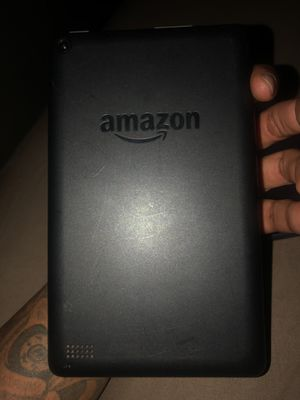Amazon fire tablet for Sale in Washington, DC