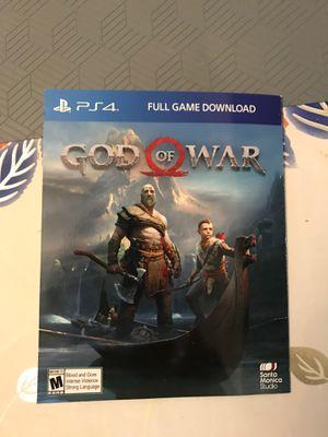 God of War for Sale in Gaithersburg, MD