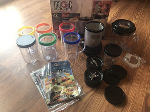 Magic bullet deluxe // Blender for Sale in Longview, WA