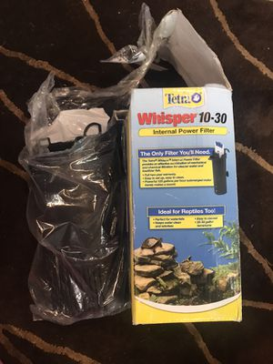 Fish tank filter for Sale in Bellflower, CA