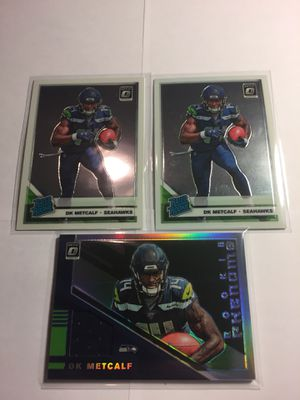 2019 DK Metcalf Rookie Lot for Sale in Vancouver, WA