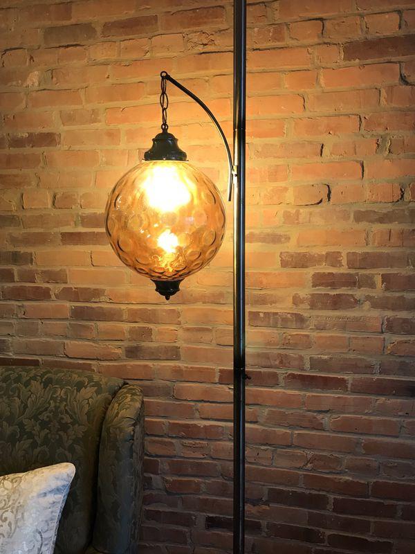 Vintage Mid Century Floor Lamp