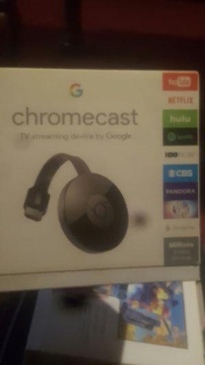 Brand New Chromecast for Sale in Longview, TX