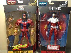 Marvel legends action figures -- 2 figure LOT for Sale in Carol Stream, IL