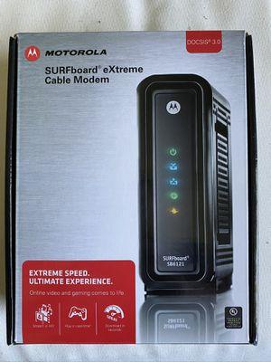 Motorola Modem for Sale in Tampa, FL
