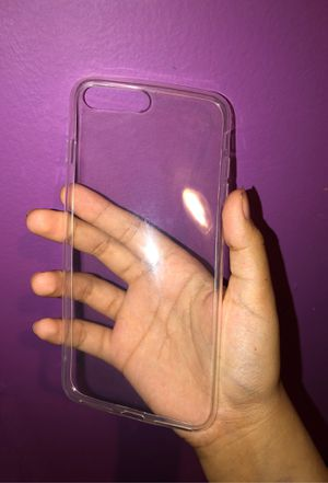iPhone 6/7/8 Clear Case for Sale in Silver Spring, MD