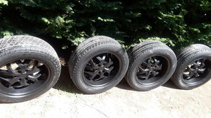 20' Rims $150 for Sale in Tacoma, WA