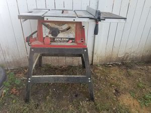 SkillSaw Table Saw 15Amp for Sale in NEW CARROLLTN, MD