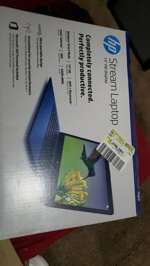 Hp Stream laptop *Brand New * for Sale in Lakewood, CA