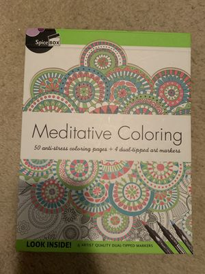 Adult coloring book for Sale in Lynchburg, VA