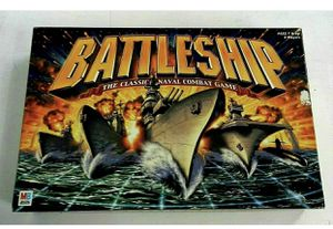 2002 Battleship Classic Board Game by Milton Bradley for Sale in Aliquippa, PA